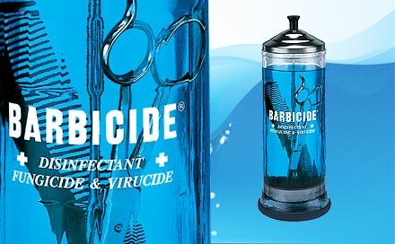 Barbicide 1 Litre Jar